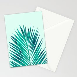 Composition tropical leaves XV Stationery Cards