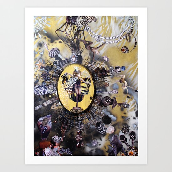 Petit Trianon Art Print
