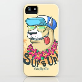 Suf's Up! iPhone Case