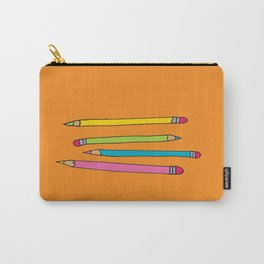 Many Pencils - My Trusted Tools Series  Carry-All Pouch