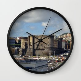 Castle Nuovo Wall Clock