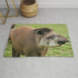 Happy Tapir Rug