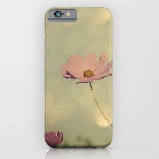 Cosmos in the Pink III iPhone & iPod Case
