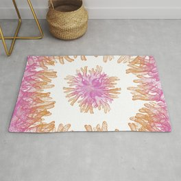 Nautique - Colorful Reef Modern Abstract Rug