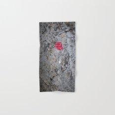 Pictograph Hand & Bath Towel