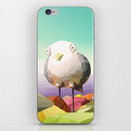 The seagull iPhone Skin
