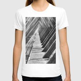 Graduation tower T-shirt