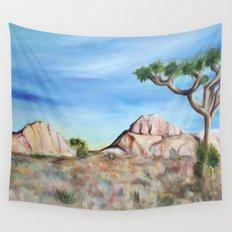 Desert Dreaming Wall Tapestry