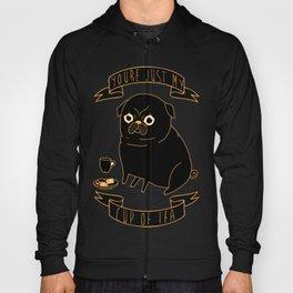 Tea Pug Hoody