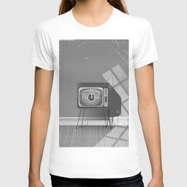 Vintage Black and white cartoon T-shirt