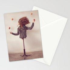 The Juggler Stationery Cards