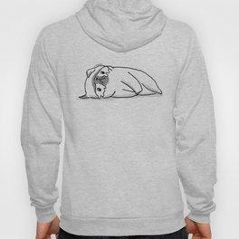 Sad Mochi the pug Hoody