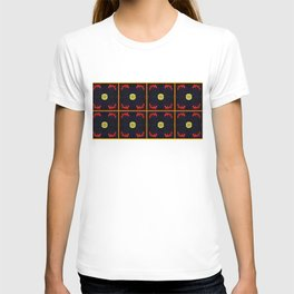 Koi Ying and Yang - Symmetrical Art2 T-shirt
