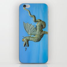 Dragon Zilant iPhone & iPod Skin
