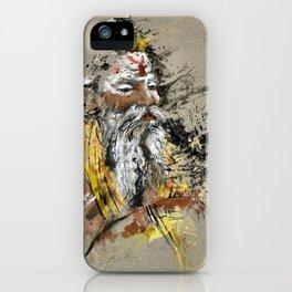 Peaceful Sage iPhone Case
