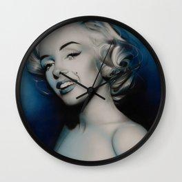 'Vintage Marilyn' Wall Clock