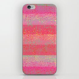 Summer Confetti iPhone Skin