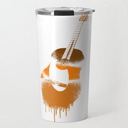 Spanish Guitar Travel Mug