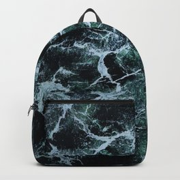 Waves Marble (Color) Backpack