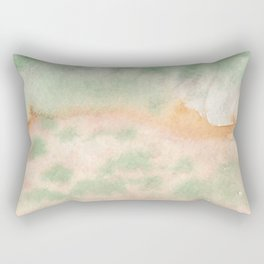 San Diego Cliffs Rectangular Pillow