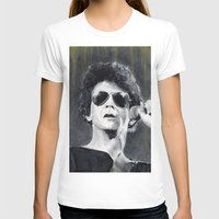 lou reed T-shirts featuring Lou Reed by Vikki Sin