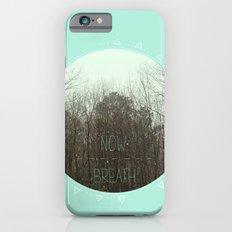 NOW BREATH (WINTER) iPhone 6s Slim Case