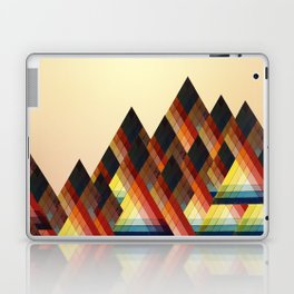 Learning to make fire Laptop & iPad Skin