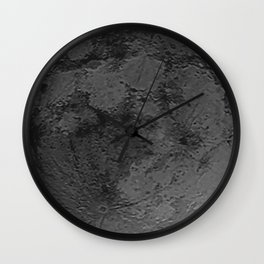 BLACK MOON Wall Clock