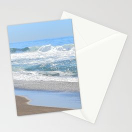 Baby Blue Ocean Stationery Cards