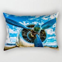 Aviation forever Rectangular Pillow