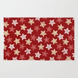 Festive Stars Rug