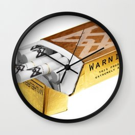 This Product is Extremely Addictive, and Yet Highly Refined Wall Clock