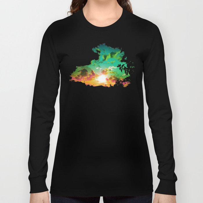 A Cut out of Life Long Sleeve T-shirt