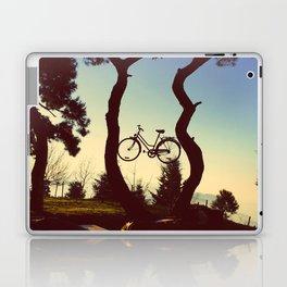 Bicycle Tree Laptop & iPad Skin