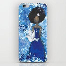 Zeta Angel iPhone Skin