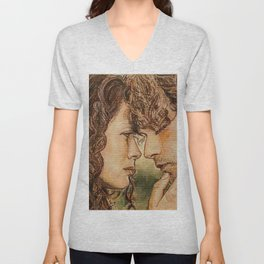 Soul of my soul (Outlander) Unisex V-Neck