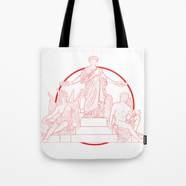 MOS MAIORVM Tote Bag