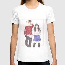 Genderbent  T-shirt