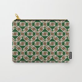 King of Spades Carry-All Pouch