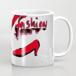 I love Fashion Coffee Mug
