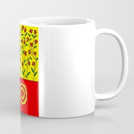 Tentacled tree Coffee Mug