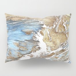 Woody Silver Pillow Sham
