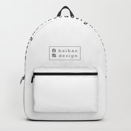 BaiBao Design Backpack