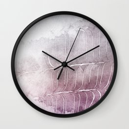 Finee Finese Mauvelous Wall Clock