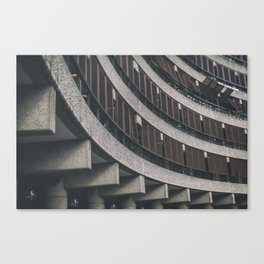 barbican III Canvas Print