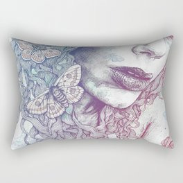 Ornaments: Rainbow Rectangular Pillow