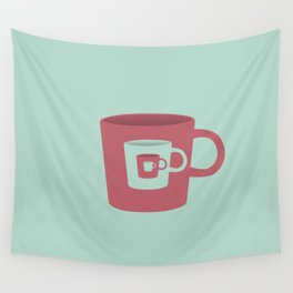 Lord of the mugs Wall Tapestry