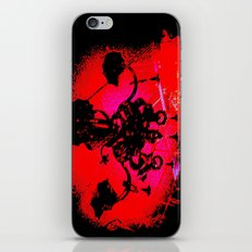 Hell's Chandelier Store iPhone & iPod Skin