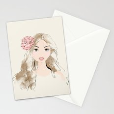 girlie Stationery Cards