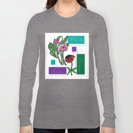 Flower Bloom Grow Long Sleeve T-shirt